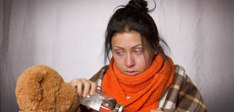 jak szybko wyleczyć przeziębienie